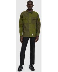 WTAPS - Buds 01 Button Up Shirt - Lyst