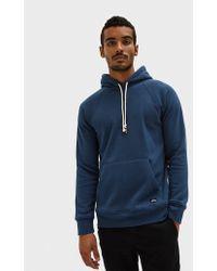 Obey - Lofty Creature Comforts Hood Ii In Blue - Lyst