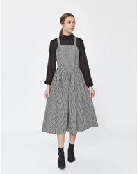 Toit Volant - Nola Gingham Dress - Lyst