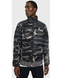 05fb35cc36 Lyst - The North Face Black Label 1992 Nuptse Jacket Black in Black ...