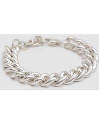 Loren Stewart - Xl Curb Chain Bracelet - Lyst
