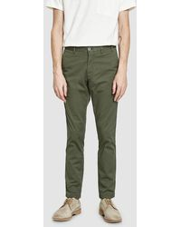 Norse Projects - Aros Slim Light Stretch Pant In Dried Olive - Lyst