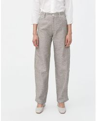 Hope - Craft Striped Trouser - Lyst