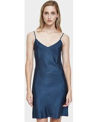 Organic By John Patrick - Bias Medium Slip In Scuba - Lyst
