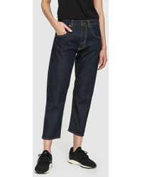 6397 - Shorty In Selvedge Rinse - Lyst