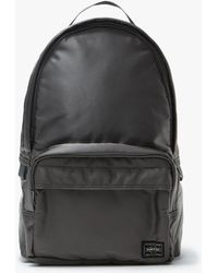 Porter - Tanker Day Pack In Silver Grey - Lyst