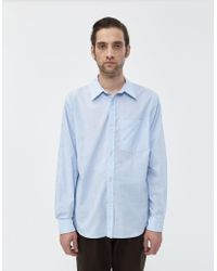 Margaret Howell - Minimal Button Up Shirt - Lyst