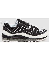 ccb05b99efdc00 Lyst - Nike Air Max 95 Premium Se Shoe In Black gold in Black for Men