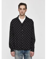John Elliott - Smoking Button Up Shirt - Lyst