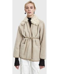 Rachel Comey - Herald Lambskin Coat - Lyst