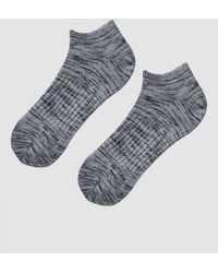 Norse Projects - Haddi Blend Socks In Clouded Blue - Lyst