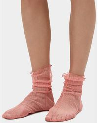 Rachel Comey - Hynde Tulle Sock - Lyst