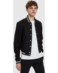 John Elliott - Blackmeans Varsity Jacket - Lyst