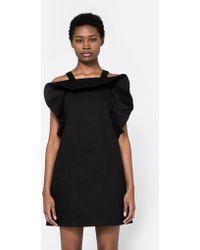 Toit Volant - Monica Dress In Black - Lyst