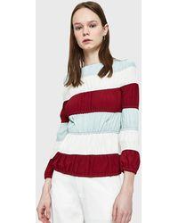 Marni - Stripe L/s Shirt - Lyst