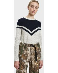 Just Female - Swiss Mohair Sweater - Lyst