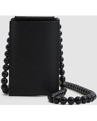 Building Block - Beaded Iphone Sling Pouch - Lyst