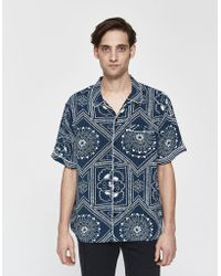 Levi's - Pyjama Button-up Shirt - Lyst
