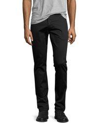 J Brand - Men's Brooks Slim Sateen Trousers - Lyst