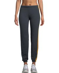 Aviator Nation - 5 Stripe Sporty Jogger Sweatpants - Lyst