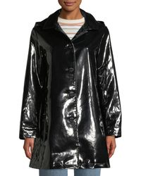 Jane Post - Iconic Slicker Rain Coat - Lyst