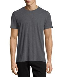 Vince - Men's Short-sleeve Pima Crewneck Jersey T-shirt - Lyst