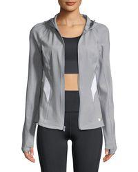 Under Armour - Breathelux Front-zip Performance Jacket - Lyst