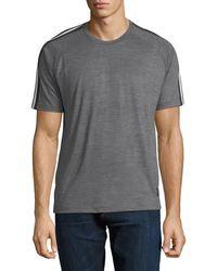 Z Zegna | Techmerino Jersey Short-sleeve T-shirt | Lyst