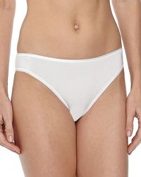Hanro - Cotton Sensation Bikini Briefs - Lyst