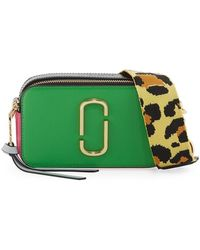 Marc Jacobs - Snapshot Colorblock Camera Bag - Lyst