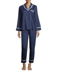 Kate Spade - Queen Of Hearts Pajama Set - Lyst