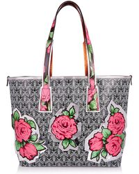 Liberty - Rq Lt Marlborough Rose Tote Bag - Lyst