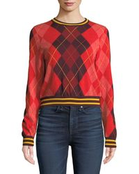 Rag & Bone - Dex Crew Neck Sweater - Lyst