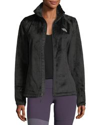 The North Face - Osito Zip-front Fleece Performance Jacket - Lyst
