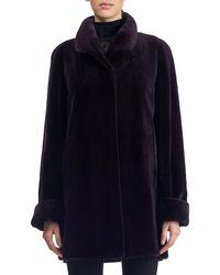 Gorski - Reversible Sheared Mink Short Coat - Lyst