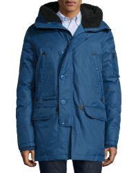 Spiewak - Tech N3-b Snorkel Hooded Coat - Lyst