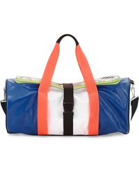 Monreal London - Warrior Colorblock Gym Bag - Lyst
