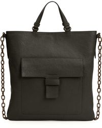 Tomas Maier - Madras Front-pocket Tote Bag - Lyst