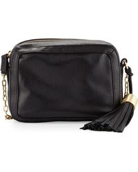 Foley + Corinna - Tulie Leather Crossbody Bag - Lyst
