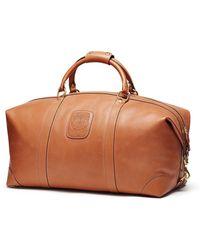Ghurka - Cavalier Ii No. 97 Medium Leather Duffel Bag - Lyst