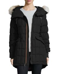 Sorel - Hooded Water-resistant Conquest Carly Parka - Lyst