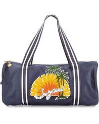 See By Chloé - Sun Nylon Duffel Bag - Lyst
