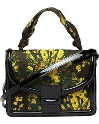 Dries Van Noten - Floral Brocade Top-handle Bag - Lyst