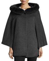 Shop Women&39s Sofia Cashmere Coats from $250 | Lyst