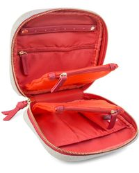 Kooba - Nice Linen Jewelry Case - Lyst