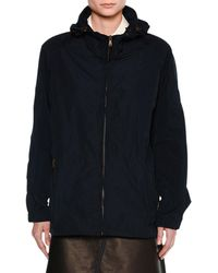 Tomas Maier | Sporty Zip-front Jacket | Lyst
