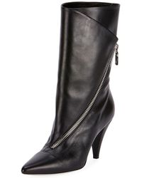 Givenchy - Show Asymmetric 80mm Boots - Lyst