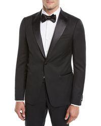 Z Zegna - Men's Satin-lapel Tuxedo Suit - Lyst