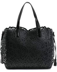 Sophia Webster - Liara Laser-cut Butterfly Tote Bag - Lyst