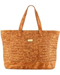 Seafolly | Carried Away Woven Tote Bag | Lyst